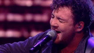 David Julien performs 'She Will Be Loved' - The Voice UK - Live Show 4 - BBC One
