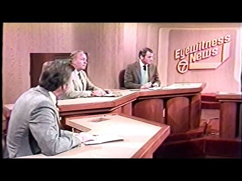 WABC Eyewitness News Jan 8 1981
