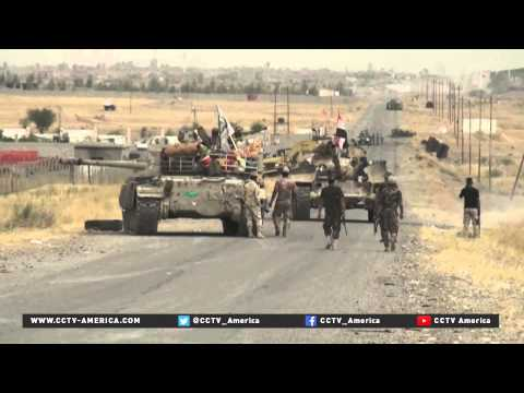Iraq prepares for operation to liberate Anbar province