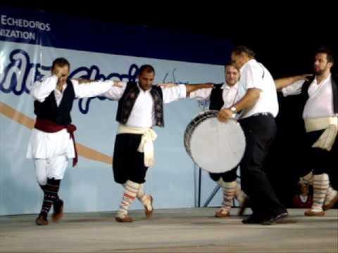 Μακεδονία - Τικφέσκινο (Greek-Macedonian dance