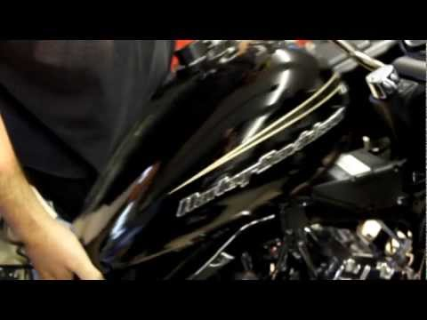 How to install aftermarket stereo speakers & amp in a Harley-Davidson Motorcycle