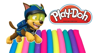 Paw Patrol Play Doh Surprise Eggs Toys for Kids! Chase Marshall Rubble Kids Costume  merry christmas