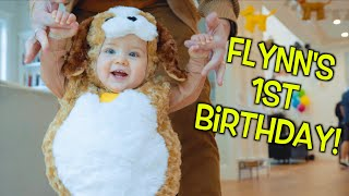 Flynn's First Birthday Party Special!