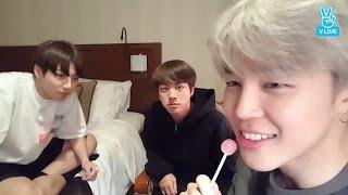[BTS] Eat Jin + chimchim😂 + kook: highlight