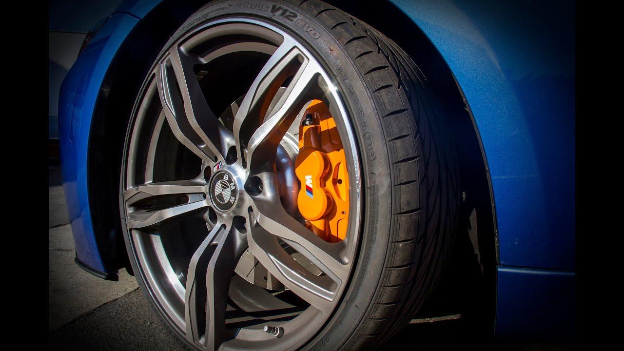 Project Car 2013 BMW F30 335i HampR Springs amp Big