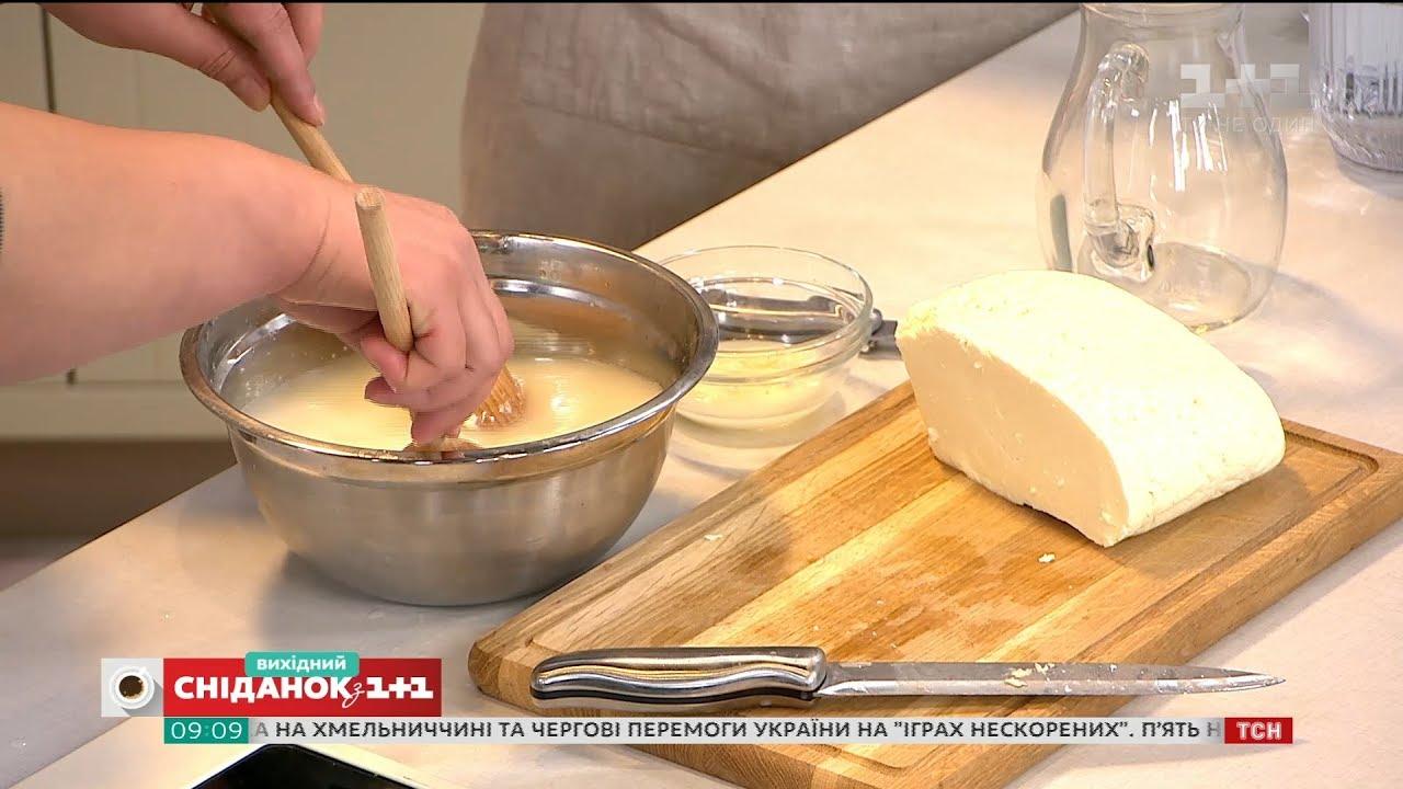 Сладкий плавленный сыр в домашних условиях рецепт