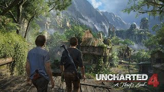 "THE INDIANA JONES OF VIDEO GAMES! Not so ""5 minute"" (game) review: Uncharted 4: A Theif's End (PS4)."