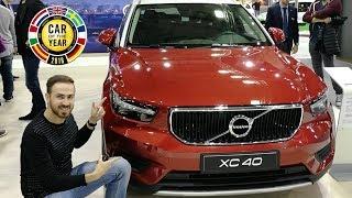 Volvo XC40 : Το αυτοκίνητο της χρονιάς 2018 ! - e-Petrolheads GR