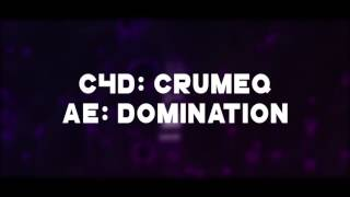 ✖ Reqtune✖ ║DominationArtz ft. Crumeq (C4D) [Sub him]