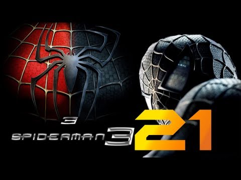 Let's Play Spiderman 3 Part 21 - THE WORST MISSION EVER
