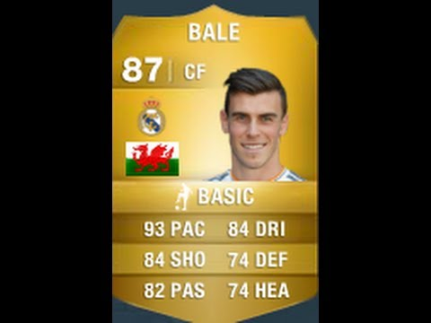 FIFA 14 BALE 87 Player Review & In Game Stats Ultimate Team