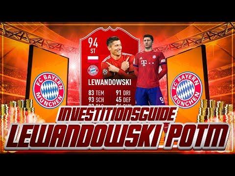 FIFA 19: 150K+ GEWINN 👀💰 Jetzt INVESTIEREN 😱 POTM REUS, LEWANDOWSKI oder ALABA Investitionsguide