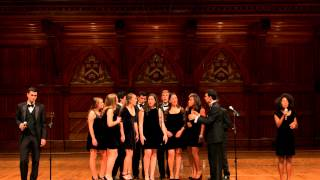 Gambar I Can't Make You Love Me / All Of Me (Bon Iver / John Legend) - The Harvard Opportunes