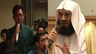 """Calling someone """"Wahhabi"""" or """"Sufi"""" – Ask Mufti Menk"""