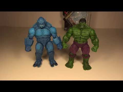 Marvel universe a bomb variant marvel s abominations wave 23 toy