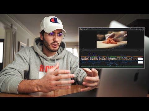 How I Edit TRENDY Videos for Restaurants! My Workflow.