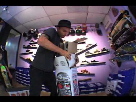 DLX Stack Attack Contest (Metro Skate Shop)