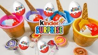 Super surprise  Kinnder Joy Toys   KINNDER JOY kids toys kids funny video