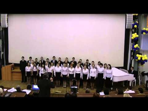 Концерт в РГГУ 12 ноября 2013