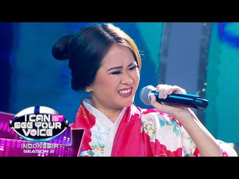 download lagu Haruka Dan Ayu Ting Ting Yakin Mulan Bisa Nyanyi!  - I Can See Your Voice Indonesia 13/2 gratis