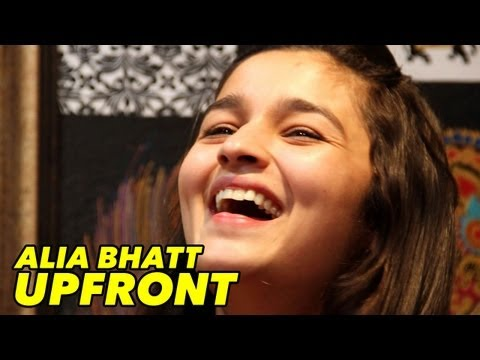 Alia Bhatt: Upfront, Upclose! video