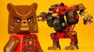 LEGO Chima 70225 Bladvic's Rumble Bear