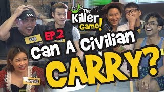 The Killer Game EP2 - Can Keiji carry as a civilian?