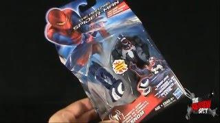 Toy Spot - Hasbro The Amazing Spider-man Comic Series Symbiote Snap Venom