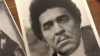 Ultra Rare Iceberg Slim Collectibles: Autographed Pimp, Press Photos, Camille Beck Photo & more
