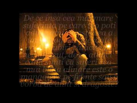 Despre suferinta in dragoste