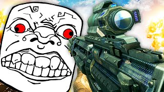 Black Ops 2 HILARIOUS Killcams - Epic Throwing Knives, Flying Dogs, and MORE!