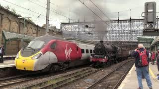 'The Lakelander' and 'The Cumbrian Mountain Express' - Carlisle - 18th May 2019