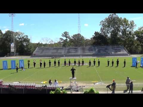 Loretto High School Band - October 4, 2014 - Hartselle, AL Contest