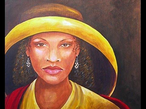 Portraits of Caribbean Women #1