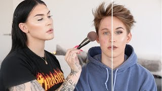 MIJN POWER OF MAKEUP TRANSFORMATIE ft Jessie Maya!