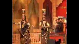 'chirmi mahari' origanal rajasthani folk song in a show