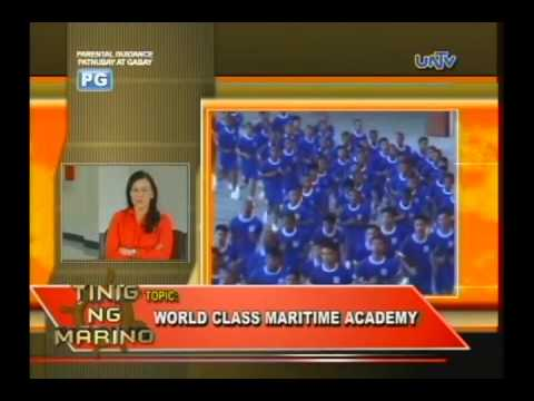 Maritime Academy of Asia and the Pacific - Part 1