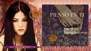 Watch Shakira Pienso En Ti video