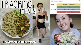 3000 CALORIES? I TRACKED MY CALORIES & NUTRIENTS FOR 24 HOURS | VEGAN WHAT I EAT IN A DAY VLOG