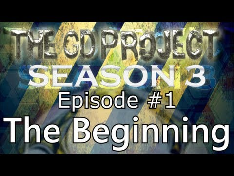The GD Project S3 | The Beginning! | Episode #1