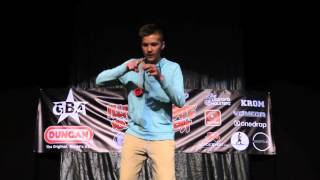 Jaxon Roberts - 1A Final - 17th Place - IL States 2016 - Presented by Yoyo Contest Central