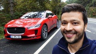 Jaguar I-Pace Test Sürüşü - Tesla'dan iyi mi?