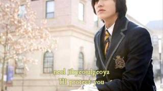 Lee Min Ho - My Everything [ rom & eng subs ]