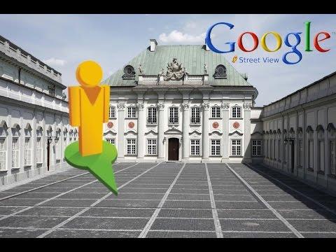 Google Street View / Zamek Królewski W Warszawie - Muzeum