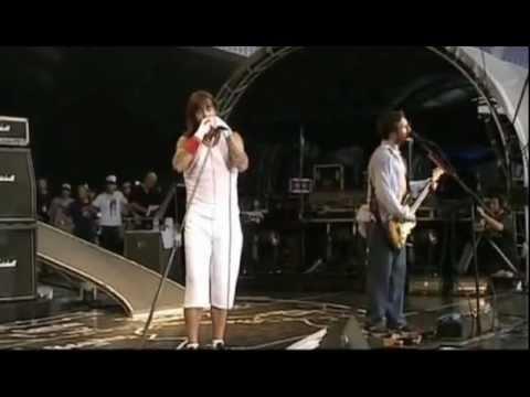 Red Hot Chili Peppers  Live in Japan Yokohama 2004