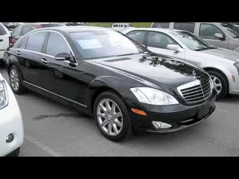 2007 Mercedes Benz S550 Start Up And Full Tour Youtube