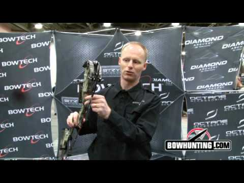 Bowtech Insanity CPX - 2012 ATA Show First Look