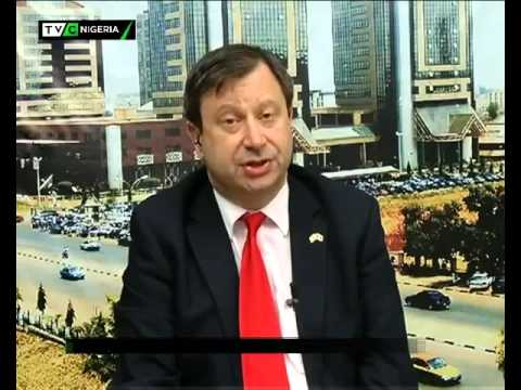 Paul  Arkwright shares his views on Nigeria-UK relations