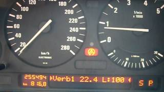 E32 750I MANUAL getriebe