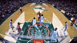 James Harden Scores 34 to Lead Rockets Over Bucks